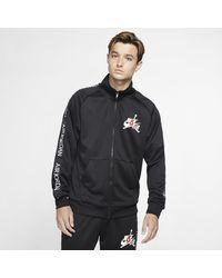 Nike - Giacca da riscaldamento in tricot Jordan Jumpman Classics - Lyst