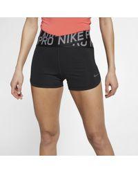 Nike Pro Intertwist 8cm (approx.) Shorts - Black