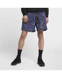 92431c5a7a127 Nike Acg Deploy Cargo Short in Black for Men - Lyst