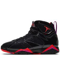 Nike Air Jordan 7 Retro Zapatillas - Negro