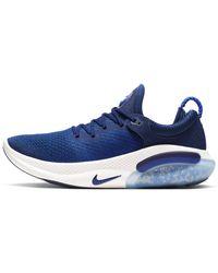 Nike Joyride Run Flyknit Running Shoe - Blue