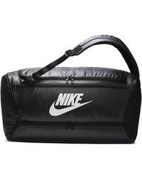 Nike 41 L Brasilia S Backpack Duffel - Black