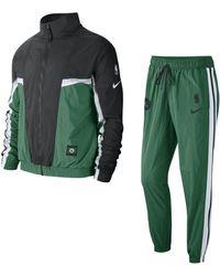Nike Tuta Boston Celtics NBA - Verde