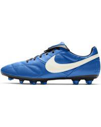 Nike - Chaussure de footballà crampons pour terrain sec Premier II FG - Lyst
