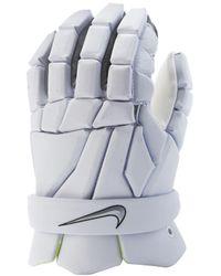 Nike Vapor Pro Lacrosse Gloves - Black