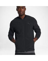 90298e375847 Lyst - Nike Kyrie Men s Basketball Jacket in Black for Men