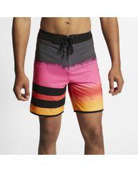 d0d940a7a0 Nike Hurley Phantom Surfside Volley 43cm Boardshorts in Black for Men - Lyst
