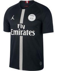 Nike - 2018/19 Paris Saint-germain Stadium Third Football Shirt - Lyst