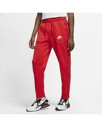 Nike Pantaloni Air - Rosso