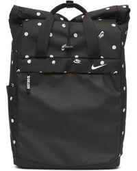 Nike Sacà dos de training à pois Radiate pour - Noir