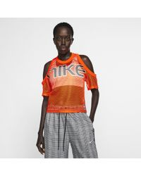 Nike Lab Collection Mesh Top