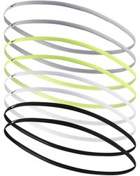Nike Skinny Headbands (8 Pack) - Multicolour