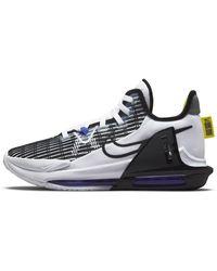 Nike Lebron Witness 6 Basketball Shoes White