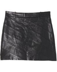 Nili Lotan Kennedy Skirt - Black
