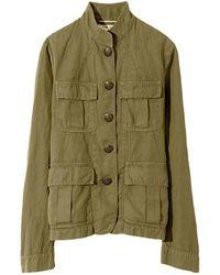 Nili Lotan Cambre Jacket - Green