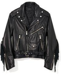 Nili Lotan Rebel Jacket - Black