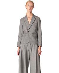 Nili Lotan - Jefferson Wool Jacket - Lyst