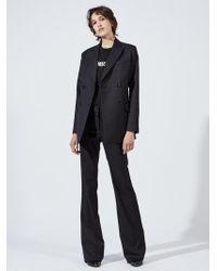 Nili Lotan - Margaux Wool Pant (final Sale) - Lyst