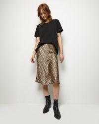 Nili Lotan Lane Skirt - Multicolour