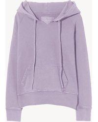 Nili Lotan Rayne Sweatshirt - Purple