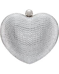 Nina Amorie-silver Crystal - Metallic