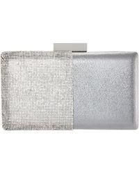 Nina Anjolie-silver - Metallic