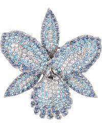 Nina - Chana Pin-ombre Denim Blue Multi - Lyst