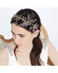 Nina Drees Crown - Multicolor