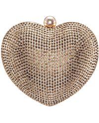 Nina Amorie-gold Crystal - Metallic