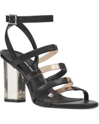Nine West Women's Fazzani Cage Sandal