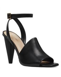 Nine West - Quilty Ankle Strap Sandals - Lyst