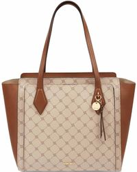 Nine West Chelsea 3 Compartment Tote - Brown