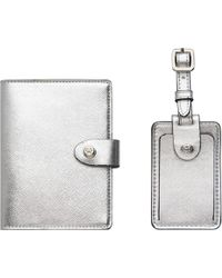 Nine West - Luggage Tag And Passport Case Set - Lyst