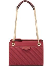 Nine West Cara A List Crossbody (size One Size) - Red