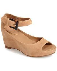 Johnston & Murphy | 'tricia' Ankle Strap Sandal | Lyst