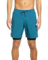 Alo Yoga - Unity 2-in-1 Shorts - Lyst