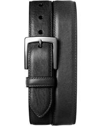 Shinola Bedrock Leather Belt - Black