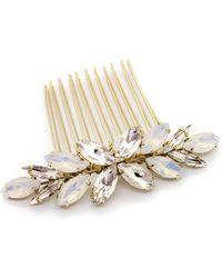Brides & Hairpins Fiorella Comb - Metallic