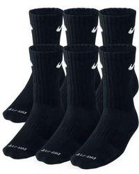 Nike - Dri-fit Crew Socks - Lyst