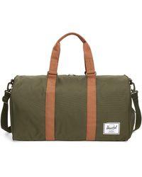 Herschel Supply Co. Novel Duffle Bag - Brown