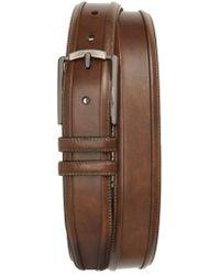 Mezlan - Tequila Leather Belt - Lyst