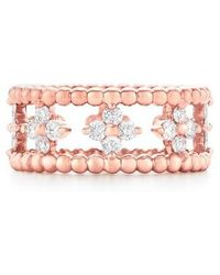Kwiat - Beaded Diamond Ring - Lyst