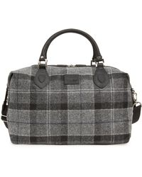 Barbour - Shadow Duffel Bag - Lyst