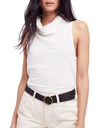 Free People - Summer Thing Tank - Lyst
