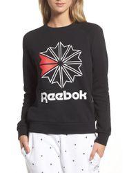 Reebok | Starcrest Pullover | Lyst