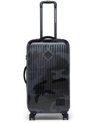 Herschel Supply Co. Trade 29-inch Medium Wheeled Packing Case - Black