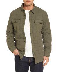UGG - Ugg Quilted Shirt Jacket - Lyst