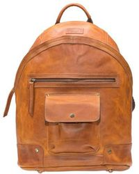 Will Leather Goods - 'silas' Backpack - Lyst