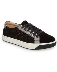 Johnston & Murphy - Emerson Perforated Sneaker - Lyst