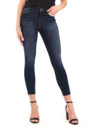 Mavi Jeans - Alissa Ankle Jeans - Lyst